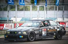 BMW E36 track M3