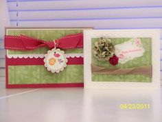 Envelope Gift Box by D. Daisy - Cards and Paper Crafts at Splitcoaststampers
