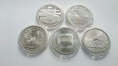 Sondermünzen - 10 EURO – Gedenkmünzen – kompletter Satz – 5 x 10 Euro - von 2002sparen25.com , sparen25.de , sparen25.info