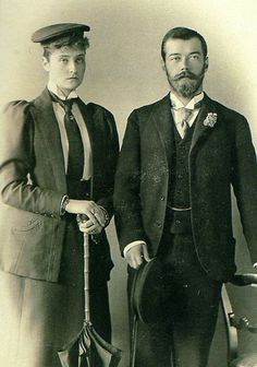 1894 nicholas alexandra | 1000+ images about Alix + Nicky = A Love That Destroyed an Empire on ...
