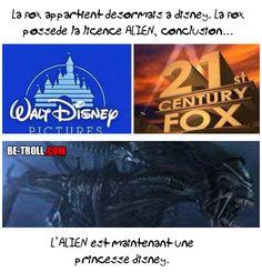 Disney peut pas s'empêché de tout racheter '-_-