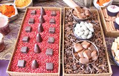 Moroccan Dessert Table {spices}