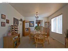ColoProperty.com IRES MLS# 748108 - Dining Room