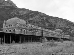 Abandoned France | Canfranc railway station, France