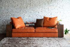 HIBIKI/心石工芸のソファ