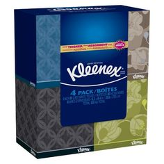 Facial tissue, antibacterial wipes and refillable-sized hand soaps are critical to keep the germs away.