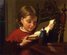 pintura de Seymour Joseph Guy