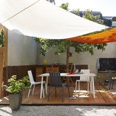 Terrasse composite: comment la construire?