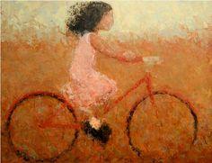 ...Bicycle no. 9 rebecca kinkead