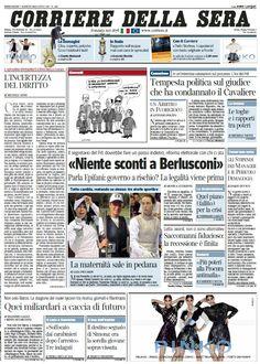 Il Corriere della Sera (07-08-13) Italian | True PDF | 44 pages | 17,59 Mb