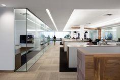 RUBIN & ROTMAN ARCHITECTS | Interior | Offices Broccolini Construction
