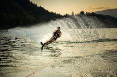 Wasserschi & Wakeboard am Ossiacher See