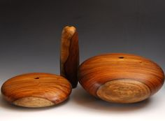 Gordon Browning - Works in Wood Wood Turning Projects, Wood Projects, Knock On Wood, Woodturning Ideas, Woodworking Inspiration, Wooden Vase, Turned Wood, Wood Bowls, Made Of Wood