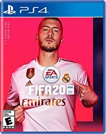 Buy Fifa 20 with the cheapest price in the market. Best football FIFA 2020 for Playstation is on GameCards. Ea Fifa, Fifa 20, Fifa Games, Ps4 Games, Eden Hazard, Album Design, Real Madrid, Xbox One Spiele, Dream Team