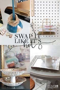 Unique Thrift Store Makeovers - Swap It Like It's Hot 5