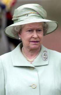 Queen Elizabeth, June 16, 2001  Royal Hats TROOPING THE COLOUR HATS