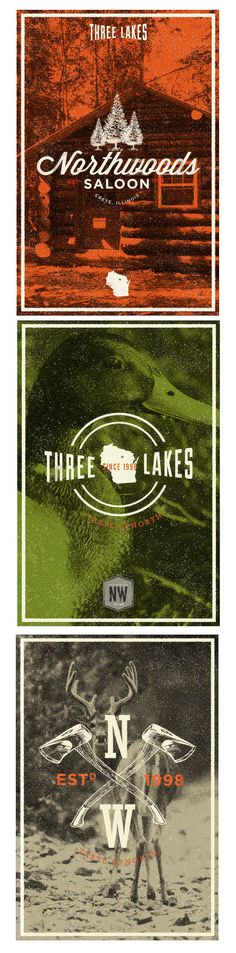 Northwoods Posters - Mike Dornseif
