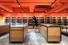 U&B grocery store by PplusP Designers, Hong Kong » Retail Design Blog