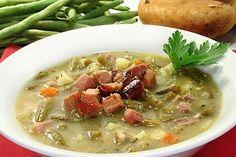Kremaste, ukusne i zdrave čorbe za zimske dane Croatian Recipes, Cheeseburger Chowder, New Recipes, Soup, Google, Stew, Soups