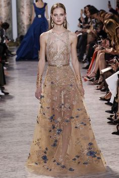 Spring 2017 Couture - Jennifer Lawrence / Naomi Watts / Emma Watson / Dakota & Elle Fanning / Amy Adams