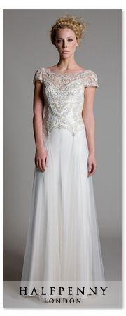 The State of Grace, London wedding dress designer