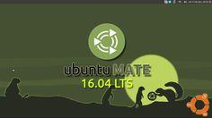 Te enseñamos cómo instalar Ubuntu MATE 16.04 LTS - http://ubunlog.com/instala-ubuntu-mate-16-04-lts/