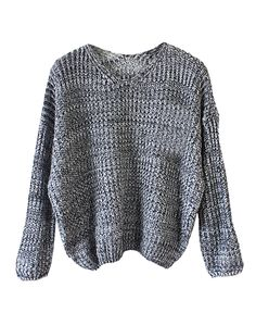 Women-Long-Sleeve-Loose-Casual-Pullover-Short-Warm-Sweater-Coat-2-Colors