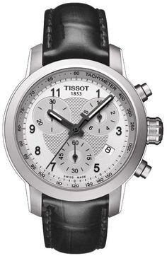 T055.217.16.032.02, T0552171603202, Tissot prc 200 quartz chrono watch, ladies