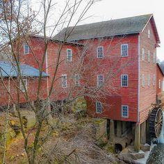 Dells Mill, Wisconsin