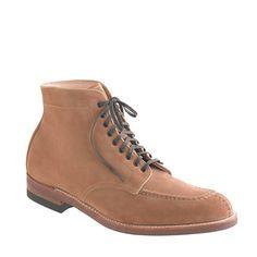 Limited-edition Alden® for J.Crew Norwegian split-toe boots