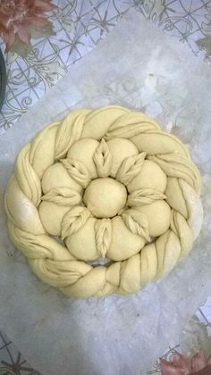 Seriously beautiful dough.                                                                                                                                                      More