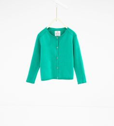 Knit cardigan - Collection-GIRL | 4 - 14 years-NEW IN | ZARA Finland