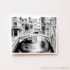 "Venice, Italy, Teju Reval, charcoal, 8""x10"""