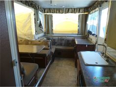 Used 2010 Forest River RV Rockwood High Wall Series HW276 Folding Pop-Up Camper at Campers Inn | Ellwood City, PA | #17782A