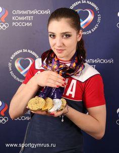 Aliya Mustafina