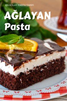 Ağlayan Pasta Tarifi nasıl yapılır? En kolay ve çok lezzetli olan pasta tarifini denemenizi öneririz. Az malzeme ile beğenileri toplamak düşündüğünüzden daha kolay :) #ağlayanpasta #pasta #cake #nefisyemektarifleri #recipe #pastatarifleri