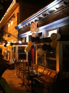 Kangaroo Boxing Club (3410 11th St., NW) Highlights: Johnny cakes, BBQ Sampler, Grandpa's Revenge!, discounted whisky flights (Wed night).  They are friends with 3 Stars Brewery and sometimes feature special releases :D
