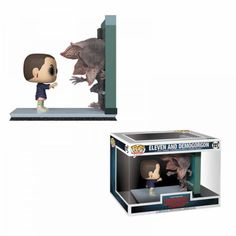 From stranger things, eleven and Demogorgon, stylized as a pop! Movie moment from Funko! This iconic scene from stranger things is perfect for any fan! Collect all stranger things items from Funko! Funk Pop, Demogorgon Stranger Things, Stranger Things Aesthetic, Geek Culture, Pop Culture, Pop Toys, Funko Pop Vinyl, Wii U, Vinyl Figures