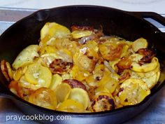 Cooked Squash BBQ gr