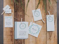 hochzeitskarten, hochzeitspapeterie, einladungskarten Place Cards, Place Card Holders, Outside Wedding, Card Wedding, Invitations