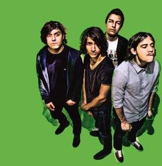 Arctic Monkeys circa 2009