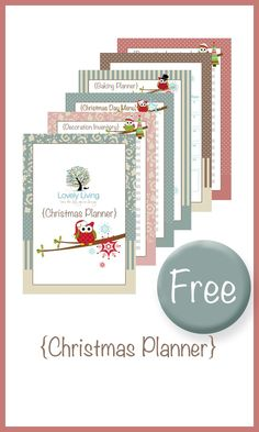 Christmas blog that provides free printables, kids crafts, decorating ideas, and recipes