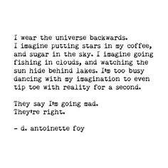 D.Antoinette Foy