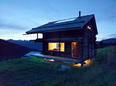 maison mase conversion ~ savioz fabrizzi architectes