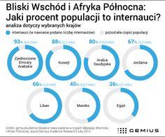 Bliski Wschód i Afryka Północna: Jaki procent populacji to internauci? - - Gemius – Knowledge that supports business decisions