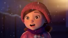 Lily & the Snowman Animation Gif Animé, Animated Gif, Film D'animation, French Films, Video Film, Shows, Anime, Animation Film, Make Time
