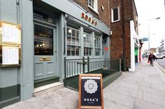 The iconic little Thai restaurant Rosa's is now in Chelsea!