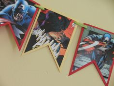 Avengers Party - Banner