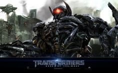 WALLPAPERS HD: Transformers Dark of The Moon