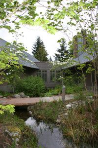Cedar River Watershed Visitor's Center, North Bend, WA